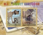 Stamps : Africa : Republic_of_the_Congo :  Walt Disney -Los Aristogatos