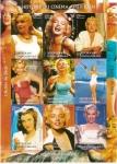 Stamps : Africa : Madagascar :  Marilyn Monroe
