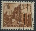 Sellos de Europa - Hungría -  S1056 - Edificios de Budapest