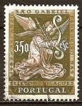 Sellos de Europa - Portugal -  San Gabriel
