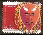 Sellos del Mundo : Europa : Portugal : Fiesta