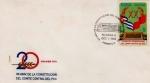 Sellos de America - Cuba -  XX Aniversario Comite PC Cubano