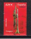 Sellos de Europa - España -  Rdifil  4549  Instrumentos musicales.