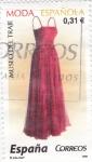 Stamps Spain -  Museo del traje-moda española