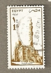 Stamps Egypt -  Mezquita