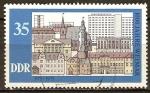 Sellos de Europa - Alemania -  1000 años en Weimar: 975-1975-DDR.