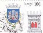 Sellos de Europa - Portugal -  escudo-pantarem