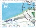 Sellos de Europa - Portugal -  pabellon de Portugal -Expo 98