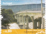 Stamps of the world : Portugal :  puentes y obras de arte