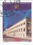 Sellos de Europa - Portugal -  50 años laboratorio nacional de ingeniería civil