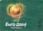 Stamps Portugal -  UEFA EURO 2004