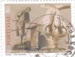 Stamps Portugal -  250 años de la industria vidriera de Martinha Grande