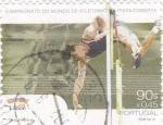 Sellos de Europa - Portugal -  campeonato del mundo de atletismo pista cubierta