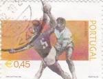 Stamps Portugal -  boleibol