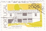 Stamps : Europe : Portugal :  casa minhota