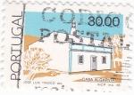 Stamps Portugal -  casa algarvia