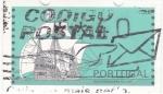 Sellos de Europa - Portugal -  nave portuguesa siglo XVI