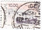Stamps Portugal -  casas do miño e douro litoral