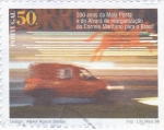 Stamps Portugal -  correo marítimo para brasil