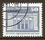 Sellos de Europa - Alemania -  Nuevo Cuerpo de Guardia, Berlín-DDR.