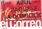 Stamps Spain -  periodicos de España-EL CORREO DE ANDALUCIA
