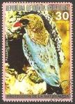Stamps Equatorial Guinea -  El pájaro dolar de Australia