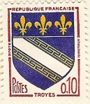 Stamps Europe - France -  Troyes