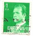 Stamps Spain -  Realeza