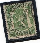 Stamps Europe - Belgium -  Escudo de armas