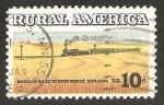 Sellos de America - Estados Unidos -  1035 - centº de la cultura del trigo en invierno en kansas