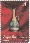 Sellos de Europa - España -  ceramica-pinturas de Antonio Miguel gonzalez
