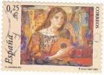 Stamps Spain -  la musica