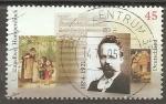 Sellos del Mundo : Europa : Alemania : Engelbert Humperdinck 1854-1921 (compositor)