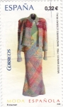 Sellos de Europa - España -  Museo del traje-moda española