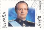 Stamps Spain -  XXV aniversario de la constitución española