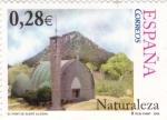 Stamps Spain -  naturaleza