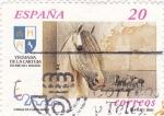 Sellos de Europa - España -  exposicion mundial de filatelia españa 2000