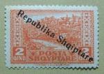 Stamps Albania -  Republica Shqiptare.