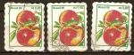 Sellos del Mundo : America : Brasil : maçã-manzana.