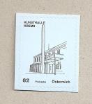 Stamps Austria -  Mansión del arte Krems
