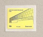 Sellos de Europa - Austria -  Museo Arte Lentos, Linz