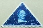 Stamps : Europe : Netherlands :  Gisbertius Voetius ( 1588-1676 )