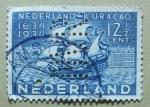 Sellos del Mundo : Europa : Holanda : Barco Van Walbeeck's