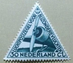 Stamps : Europe : Netherlands :  Correo Aereo.