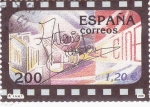 Sellos de Europa - España -  expisicion mundial filatelia españa 2000
