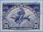 Stamps : America : Honduras :