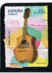 Stamps Spain -  Edifil  4628  Instrumentos Musicales.
