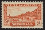 Stamps Senegal -  SENEGAL - Isla de San Luís