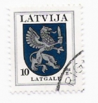 Stamps Europe - Latvia -