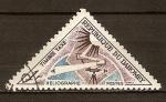 Sellos del Mundo : Africa : Benin : Impuesto de sellos-Heliográfo.